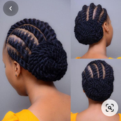 Ladies, Checkout These Gorgeous Hairstyles You Can Make With A Brazilian Wool