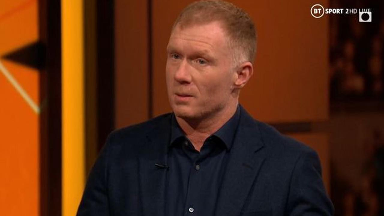 """Paul Scholes says Ole Gunnar Solskjaer is """"clearly wrong"""" about Manchester United goalkeepers"""