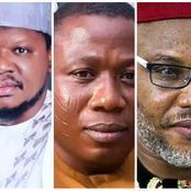 Adamu Garba Blows Hot, Blast Those Supporting Kanu And Igboho But Condemning Fulani