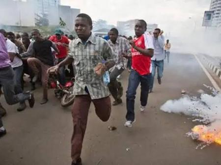 Nyachae's Funeral Plans Spark Protests In Kisii