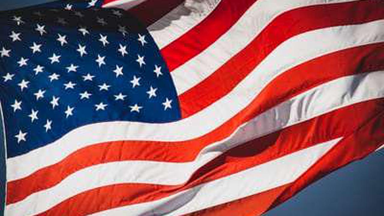 Flag Day caravan to care facilities Monday
