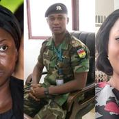 They Will Never See Peace In Their Entire Life – Late Major Maxwell Mahama Wife Barbara Vows