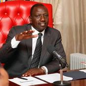 Ruto Identifies The Group he Will be 'Sorting Out' Immediately After Capturing Power in 2022