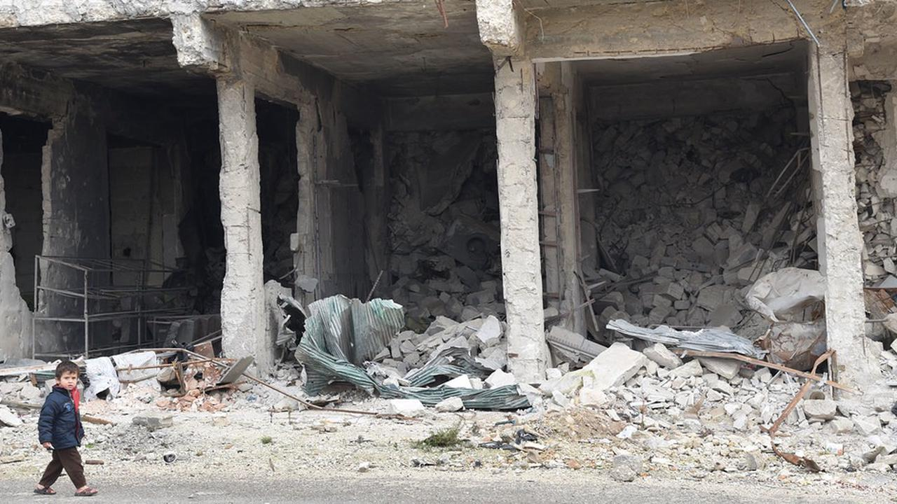 UN rights expert urges United States to remove sanctions hindering rebuilding in Syria