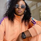 DJ Zinhle left fans gushing over her incredible beauty on her recent post, see their comments.