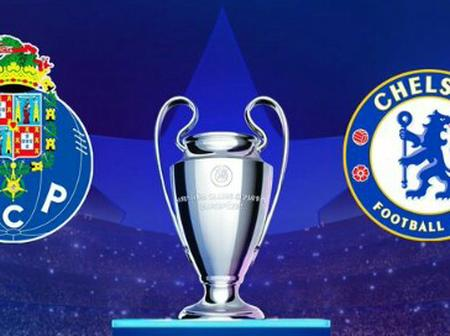 Porto vs Chelsea:3 reasons why Chelsea will lose to FC Porto in UEFA Champions League quater-finals