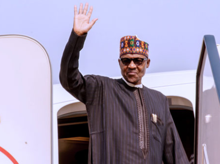 Today's Headlines: Buhari Departs Nigeria For London, FG Declares Friday, Monday Public For Easter
