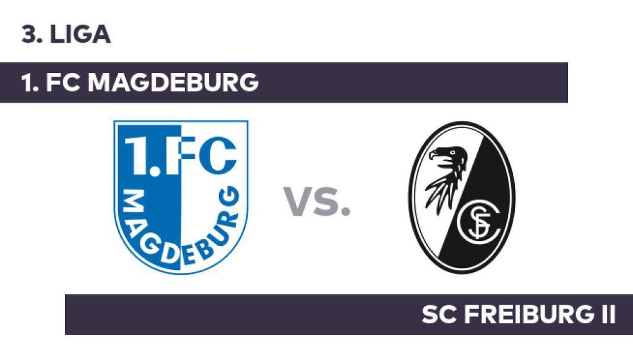 1. FC Magdeburg - SC Freiburg II