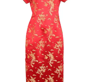 Ladies, Check Out These 6 Cheongsam Nice Dress Your Can Wear For An Event