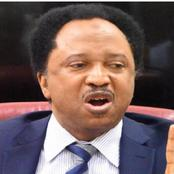 Human lives have become cheap in Nigeria - Shehu Sani Laments over the recent killings in Kaduna