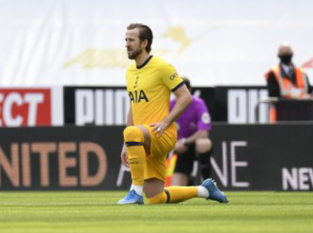 After Kane Scored 2 Goals Against Newcastle, See Other Records Made For Club And National Team