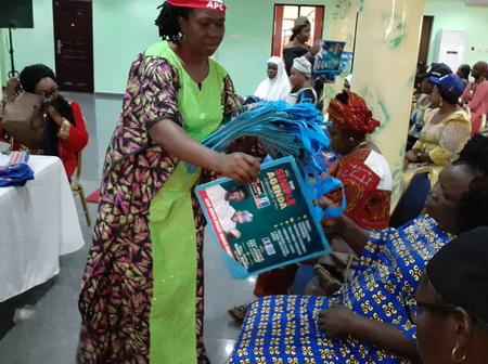 Edo Decides: Inter-Religious Women In Politics Meet, Throw Support For Ize-Iyamu