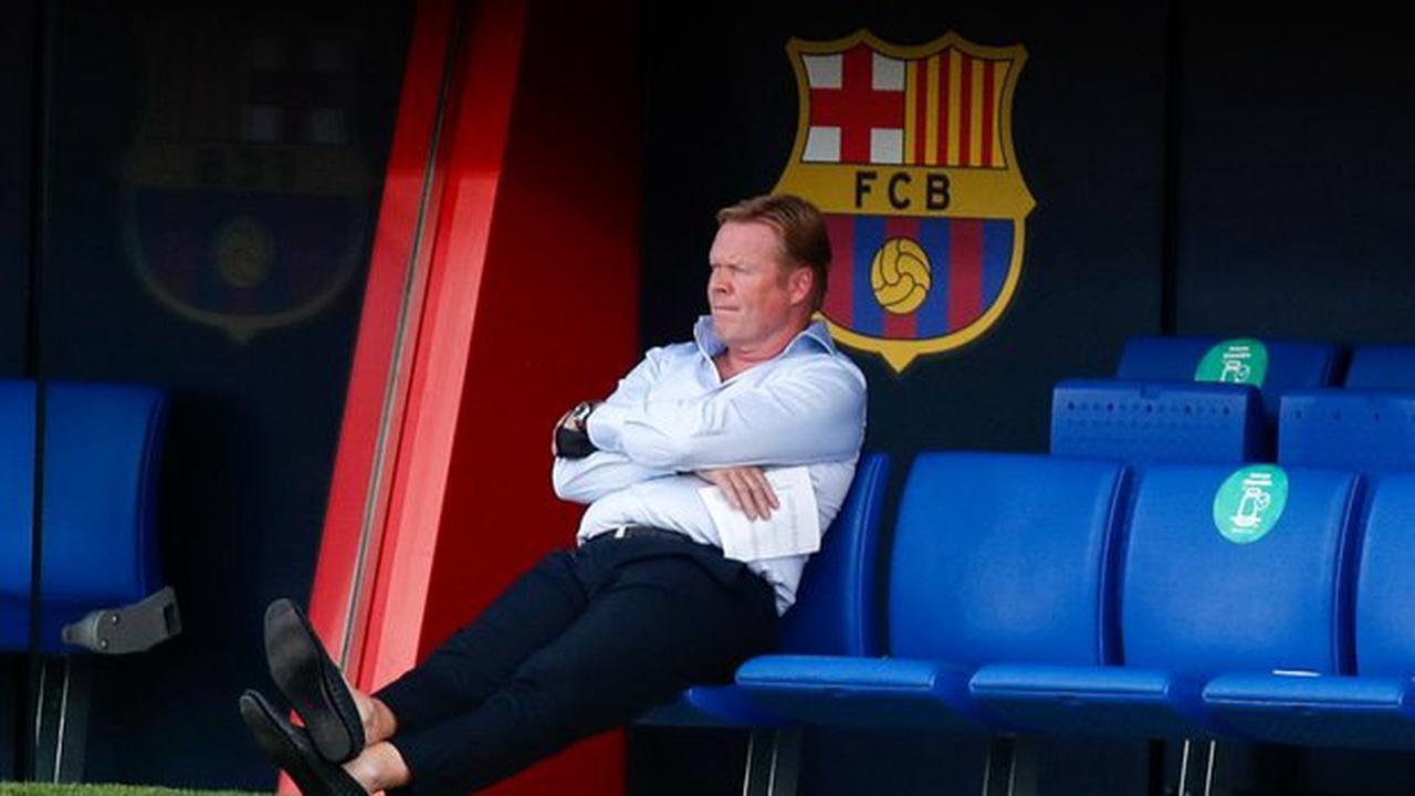 Mercato - Barcelone : L'avenir de Koeman d'ores et déjà scellé ?