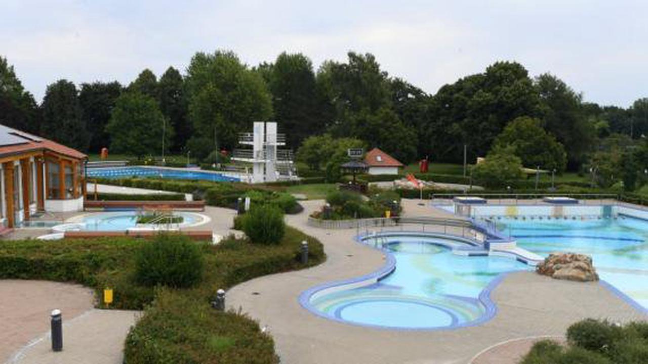 Gersthofen: Gersthofer Freibad Gerfriedswelle eröffnet am Samstag