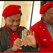 EFF's Comrade faces rape charges.