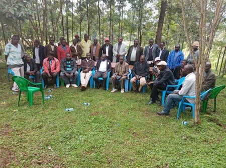 IEBC clears eleven out of thirteen aspirants for Kiamokama ward by-election.