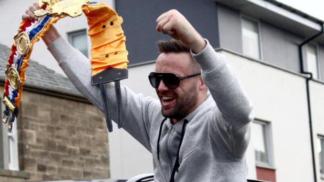 Boxing champ Josh Taylor to parade around East Lothian home town on rooftop bus