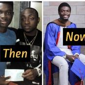 After I Left England Because Of Lack Of Money, This Was What DAVIDO Did For Me- First Class Graduate
