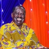Mutahi Reveals the Only Time When Kikuyus Have a Problem With Odinga