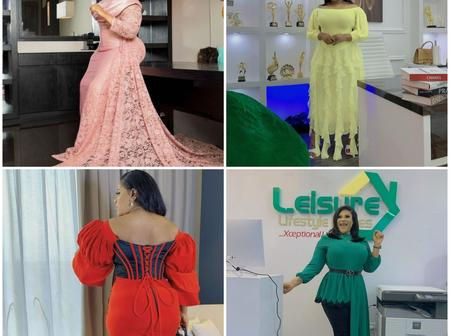 20 Stunning Styles Rocked By Nkechi Blessing