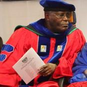 Atiku Abubakar Is Well Educated, See His Educational Qualifications And Where He Worked