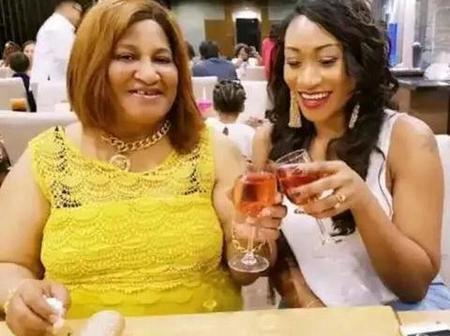 Meet Oge Okoye's Mother