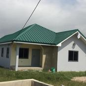 How you can build a two bedroom house if your salary is between 1000-2000 cedis