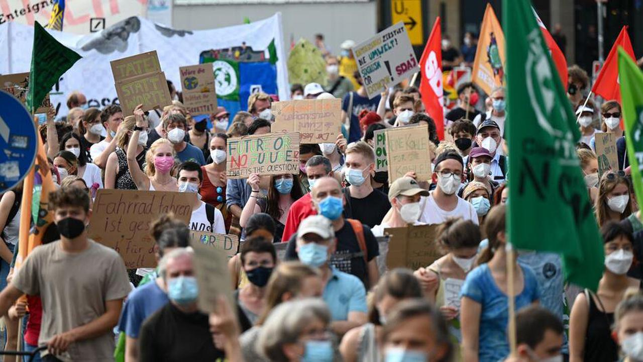 Aktionstag Fridays for Future auch in Rheinland-Pfalz