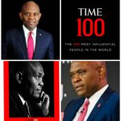 Tony Elumelu & 2 Nigerians, Made the List of 4 African's in TIme 100 Most influential people