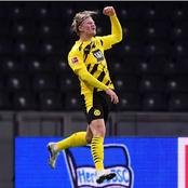 Chelsea willing to break their transfer record on Dortmund Striker Erling Haaland