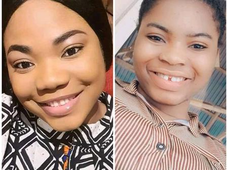 See pictures of gospel singer, Mercy Chinwo's look-alike that sparked reactions on Facebook