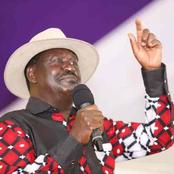What Raila Said On Covid-19 Vaccine Manufacture