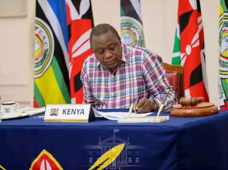 The Urgent Message 'TangaTanga' Politicians Sends President Uhuru Kenyatta