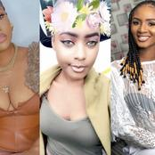 Between Kidi's Girlfriend, Kuami Eugene's Girlfriend & Lilwin's Girlfriend Who Looks Cute? [Photos]