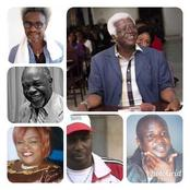 Check out These Six Nollywood celebrities who died of Diabetes
