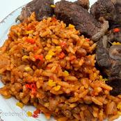 12 Things Chefs Won't Tell You On How To Cook Jollof Rice And Beans
