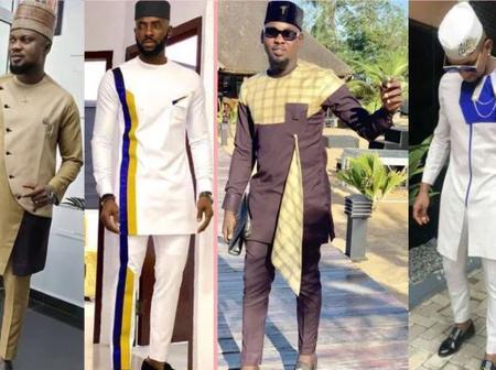 Checkout Latest Nigerian Fashion For Men