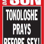 Prayerful Tokoloshe torments Him Until The Sun Comes Out!