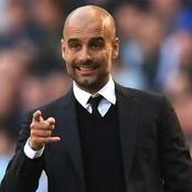 Pep Guardiola says