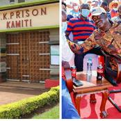 Raila Reveals The Years He Spent At Kamiti Maximum Prison While On His Coast Tour