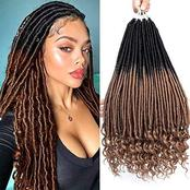 Get that African Barbie Look with these crochet hairstyles