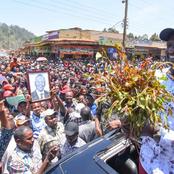 Ruto's Latest Photos That Show Mt Kenya Loves Him