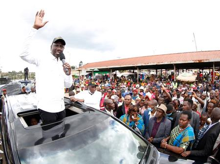 Dp Ruto Planned Meeting In Kitui Rescheduled