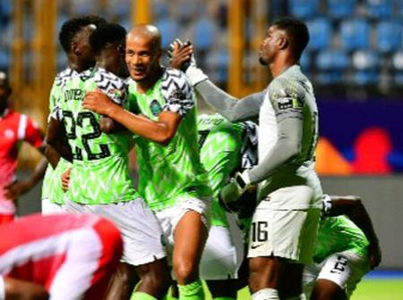 Nigeria vs Sierra Leone: How the super eagles could line up against the Leone stars on Friday.