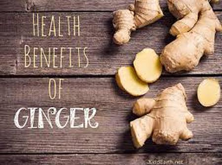 Health benefits of ginger to the body