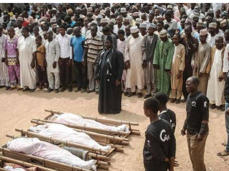 The dreadful massacre of the people of Zaria, carried out by the Nigerian Military is 5years already