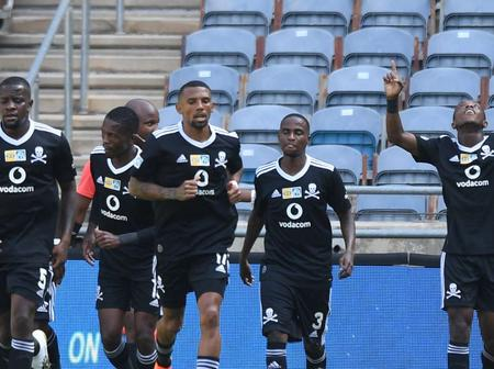 Orlando Pirates coach heaps praises on Congolese ahead of CAF assignment suggesting he could start