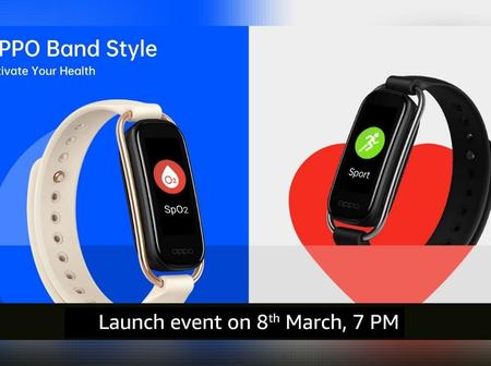 OPPO will launch its new fitness band on March 9, know the features