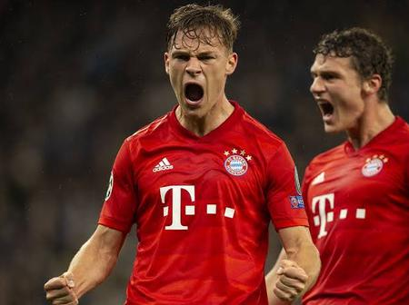 Forget Neymar, These 2 Players Were The Kings Of The Bayern-PSG Battle, Check Out Their Stats