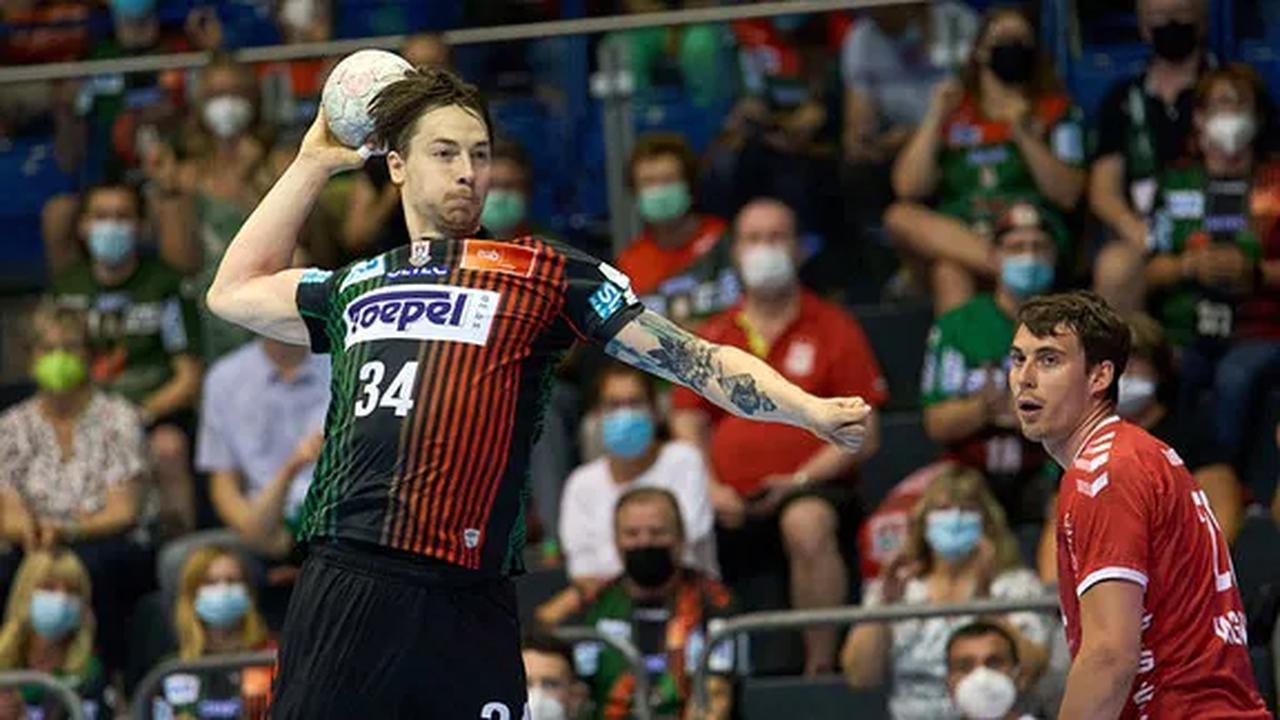 Handball: Siegesserie fortgesetzt: SC Magdeburg schlägt Ludwigshafen klar